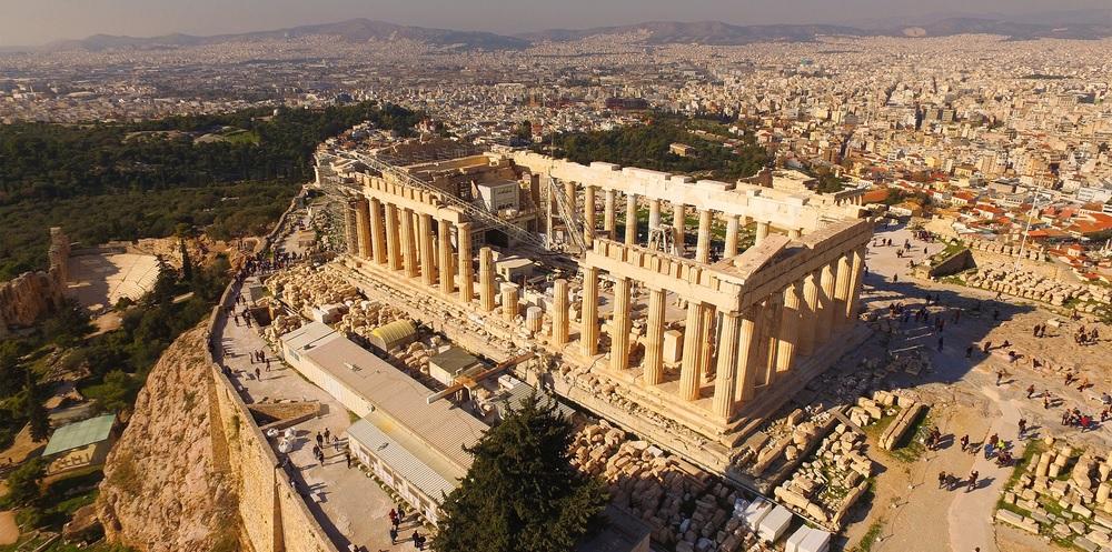 Bekende Gebouwen In Griekenland.Historische Monumenten In Griekenland Verken Griekenland