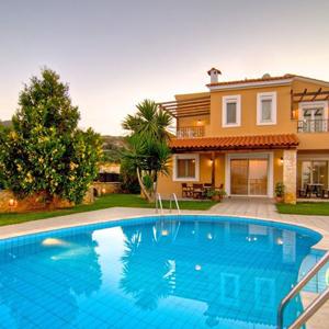 Gerani Villa's op Zuid-Kreta, 15 dagen