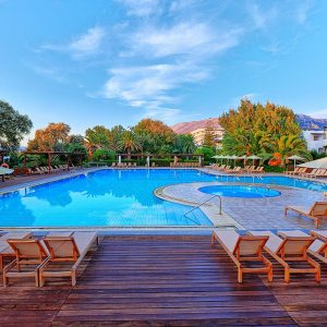 Hotel Apollonia Beach Resort & Spa