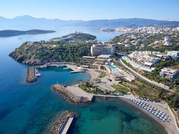 Hotel Wyndham Grand Crete Mirabello Bay