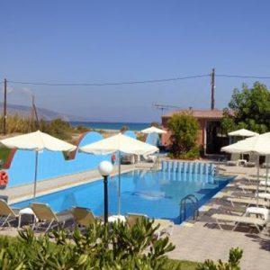 Huize Katsikoulakis op West-Kreta, 8 dagen